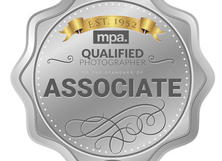 I am now Proud to be an Associate With the Master Photography Association