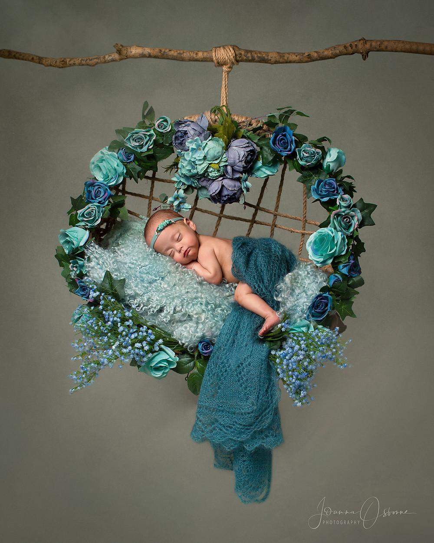 Newborn Dream Catcher Prop