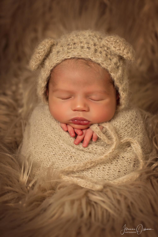 Gloucestershire newborn photography