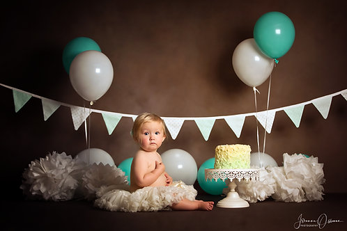 Cake Smash and Family Session