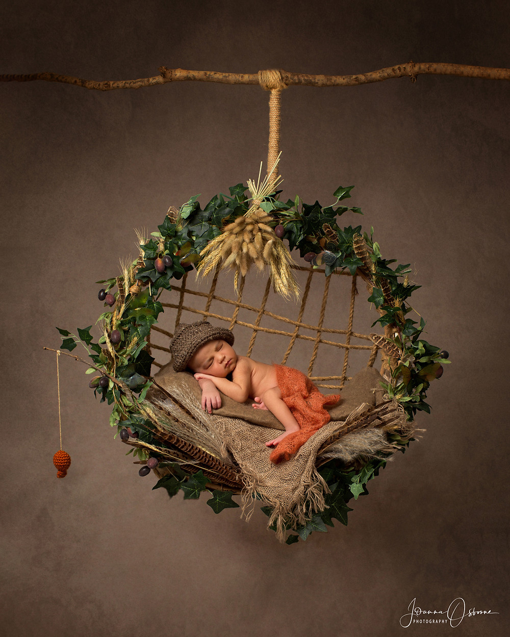 Newborn Photoshoot Wiltshire