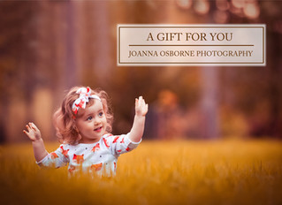 Cotswolds Family, Baby and Newborn Photography Gift Vouchers - Ideal Fathers Day Present