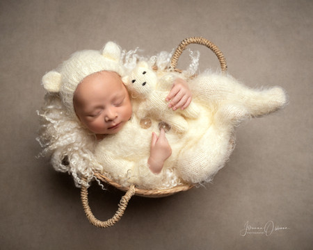 Baby Photoshoot Cotswolds