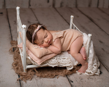 2 month Old Baby Photoshoot