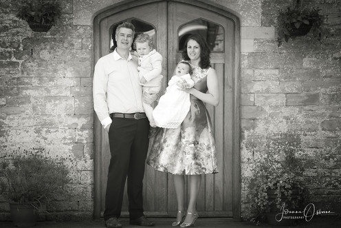 Cotswolds Christening and Naming Ceremony Photography