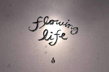 "DVD『OUTFLOW』  ""Flowing life"""