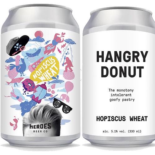 Hangry Donut Hopiscus Wheat 小麥 x 3