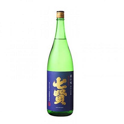 七賢。絹之味。純米大吟釀 - 1.8L