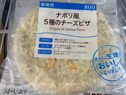 日本五重芝士薄餅