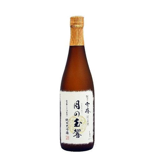 越乃雪椿。月之玉響。純米大吟醸 - 1.8L