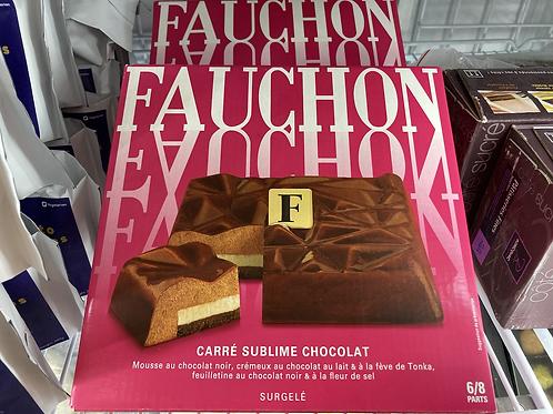法國Fauchon朱古力慕絲蛋糕
