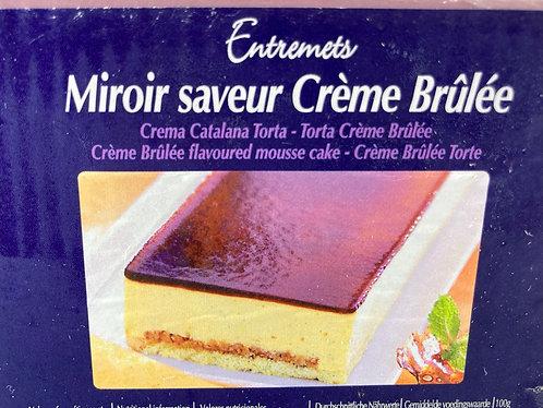 法國Entremets焦糖燉蛋慕絲蛋糕