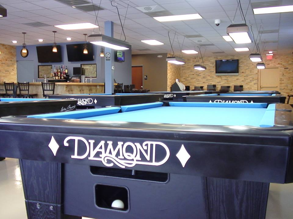 ActiveLED Pool Hall