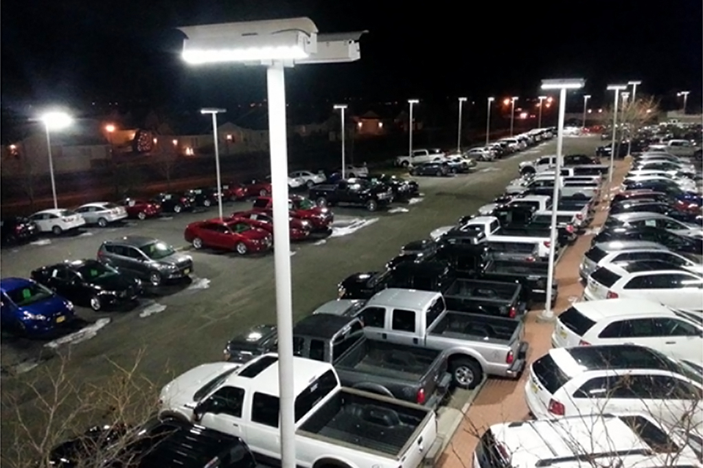 ActiveLED Car Dealership