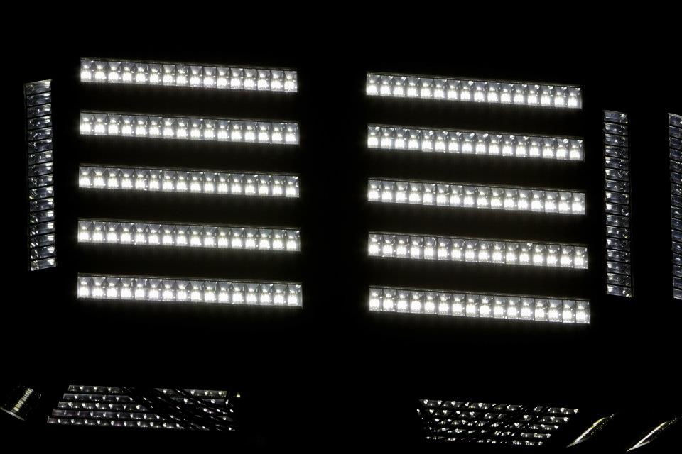 ActiveLED Football Stadium Lighting