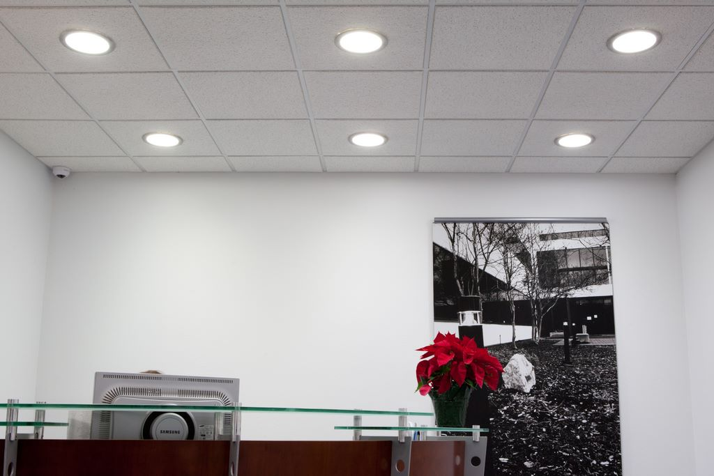 ActiveLED Recessed Office Lighting