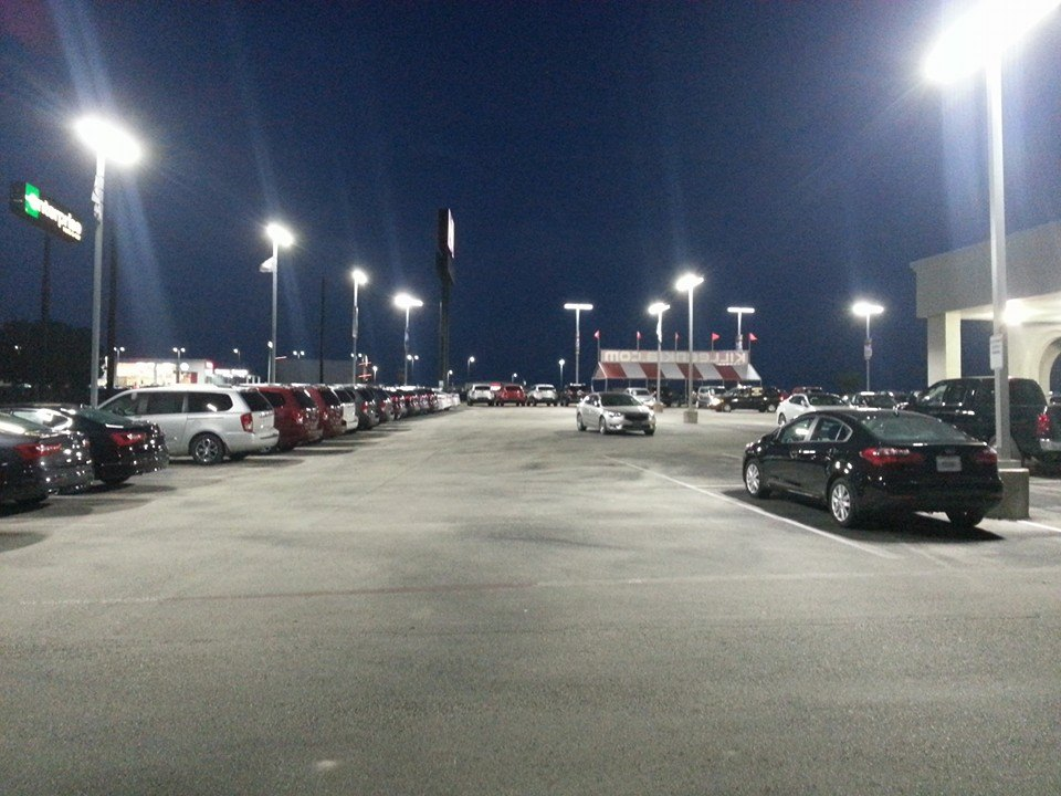 ActiveLED Parking Lot Lighting