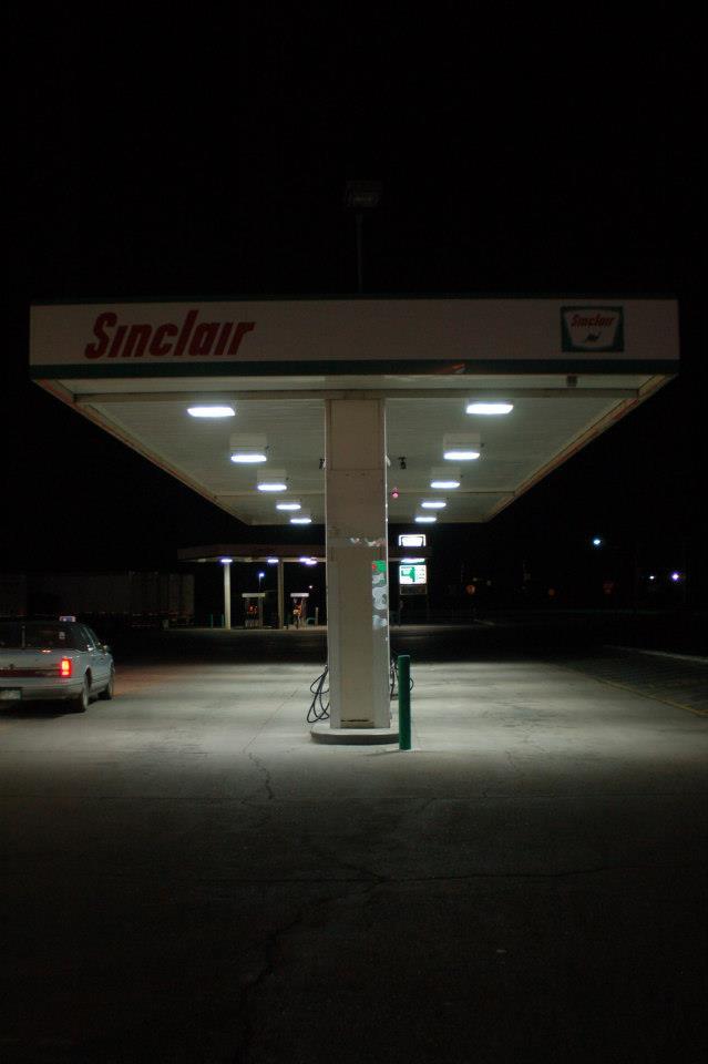 ActiveLED Gas Station Lighting