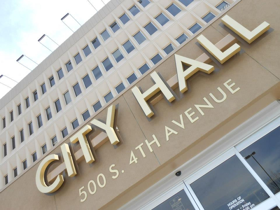 ActiveLED City Hall