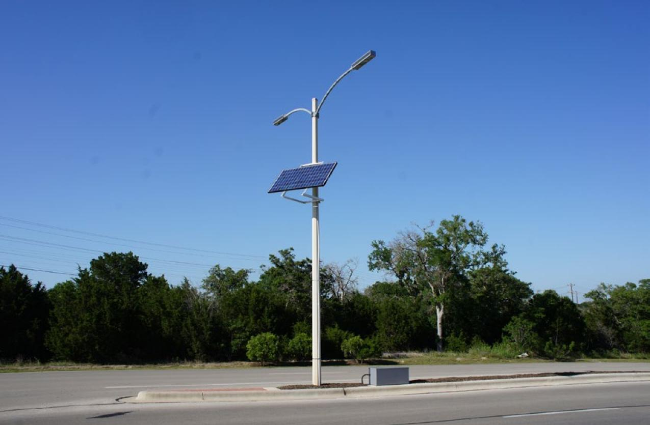 ActiveLED Solar Municipal Street