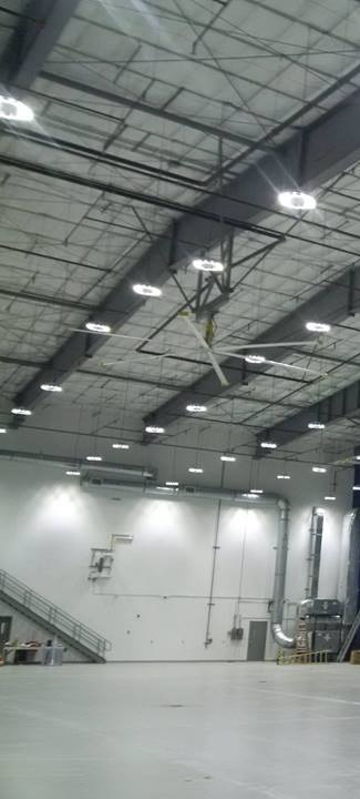 ActiveLED Warehouse Lighting