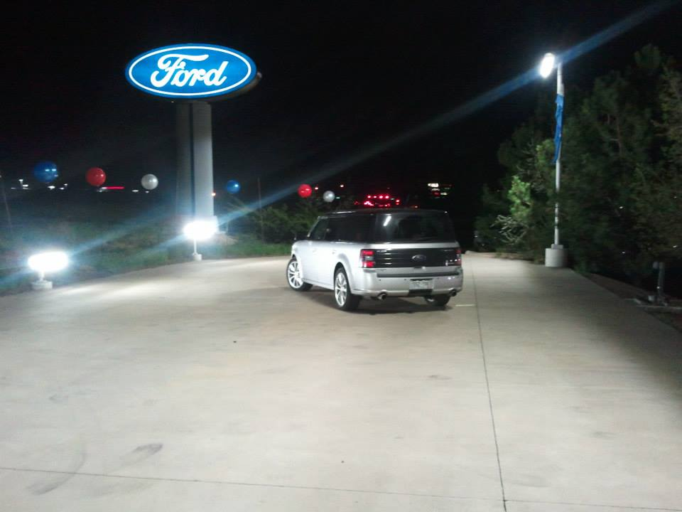 ActiveLED Ford Dealership Lighting