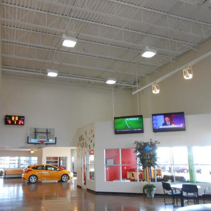 ActiveLED Auto Dealer Canopy Light