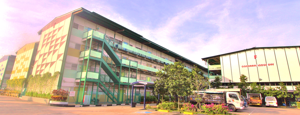 Cochrane Lodge 1 (Located at Sembwang area, opposite to Sembawang shipyard)