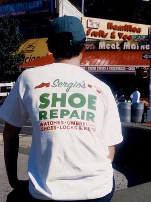 Shoe Repair Tee