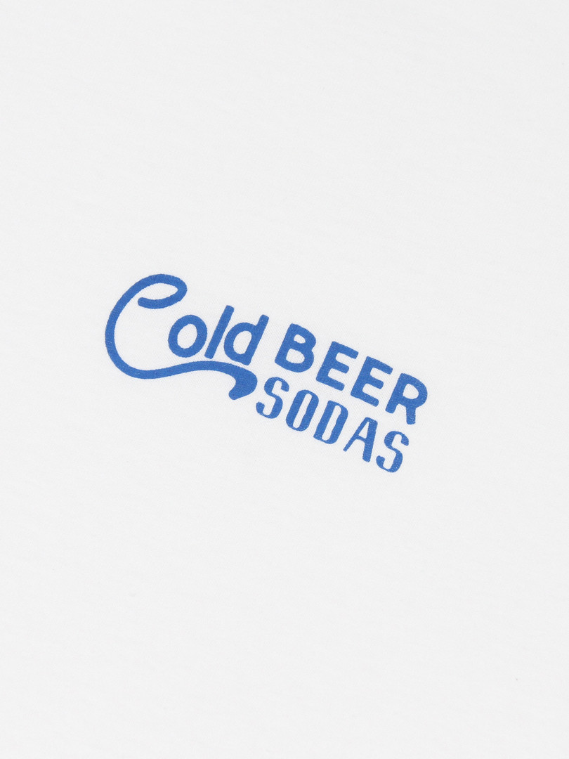 Cold Beer Cold Soda Badge