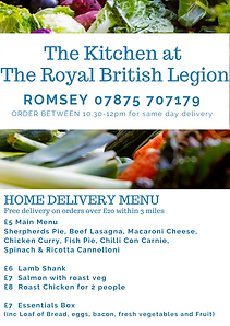 The Kitchen at The Royal British Legion-