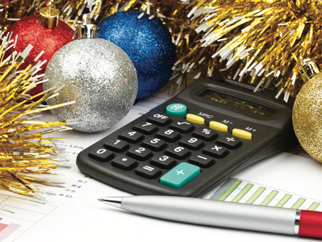 It's the most wonderful time of the year - that must mean it's budget time!!