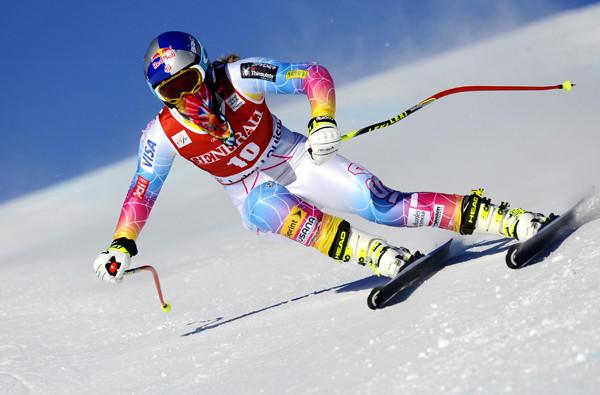 World Cup Ski Lindsey Vonn