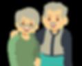Cute olde couple