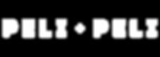 Peli Peli White Logotype