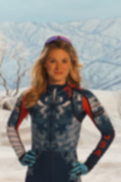 Jessie Diggins Olympic Athlete