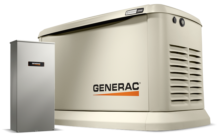 Propane for home generators