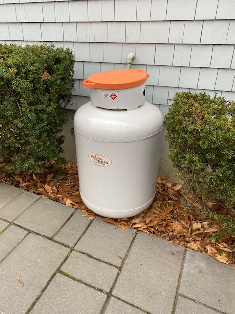 Propane home heating/furnace