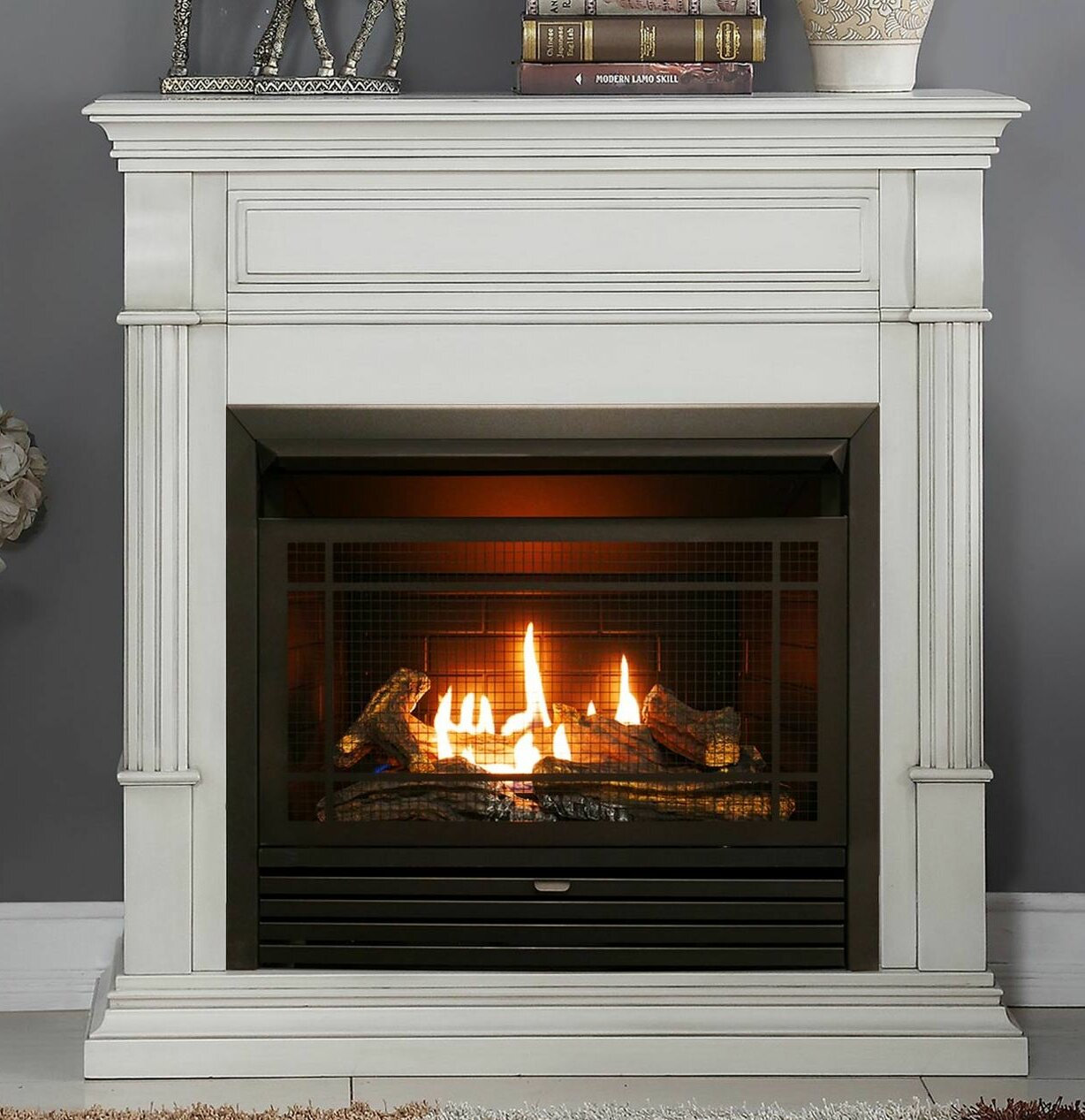Propane for your fireplace