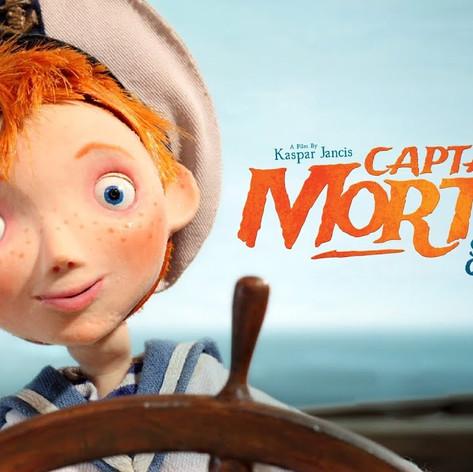 El Capitán Morten y la Araña reina
