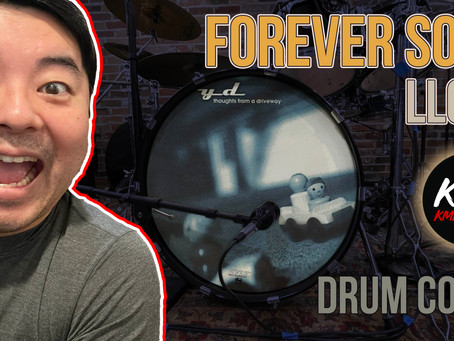 """DRUM COVER: """"Forever Song"""" by Lloyd"""