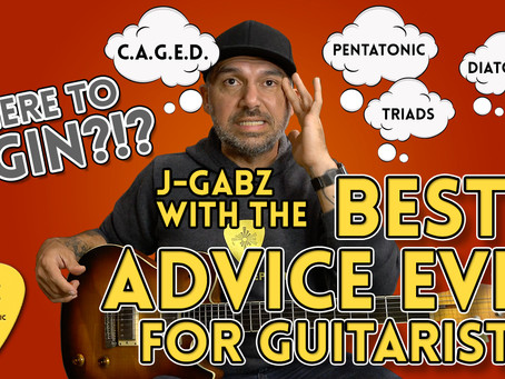 The best advice ever for guitarists