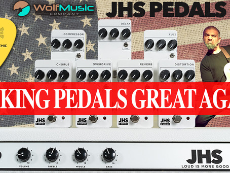 jhs 3-series: making pedals great again!