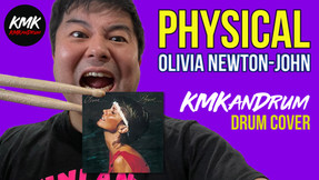"""DRUM COVER: """"Physical"""" by Olivia Newton-John"""