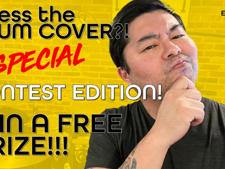 CONTEST!!! Guess the Drum Cover?! is back and ready to crown a winner!