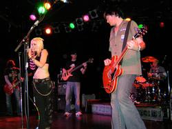 Playing with Aimee Lynn Chadwick c. 2003