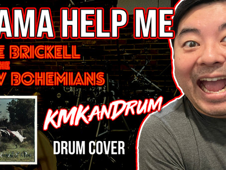 Mama Help Me (Edie Brickell & The New Bohemians) Drum Cover
