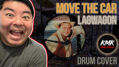"""Move the Car"" Lagwagon Drum Cover"