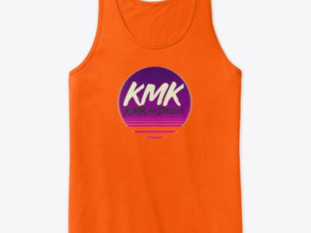 Visit the KMKanDrum merchandise store on Teespring