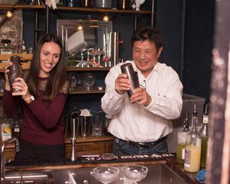 Cour de cocktails Shake n' smash